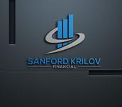 Sanford Krilov Financial       (Sanford is my 1st name & Krilov is my last name) Logo - Entry #343