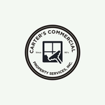 Carter's Commercial Property Services, Inc. Logo - Entry #17