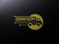 Dawson Transportation LLC. Logo - Entry #105
