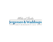 Jergensen and Waddoups Orthodontics Logo - Entry #27