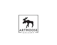 ArtMoose Gallery Logo - Entry #14