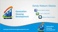 Generation Housing Development Logo - Entry #13