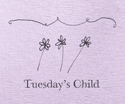 Tuesday's Child Logo - Entry #12