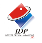 IVESTER DRYWALL & PAINTING, INC. Logo - Entry #9