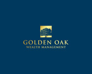 Golden Oak Wealth Management Logo - Entry #103