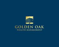 Golden Oak Wealth Management Logo - Entry #103