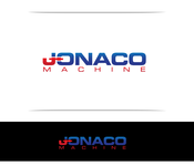 Jonaco or Jonaco Machine Logo - Entry #96