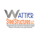 Wattier Steel Structures LLC. Logo - Entry #33