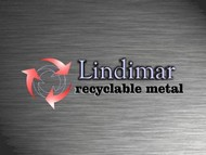 Lindimar Metal Recycling Logo - Entry #381