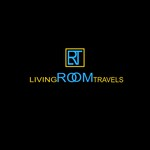 Living Room Travels Logo - Entry #3