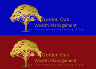 Golden Oak Wealth Management Logo - Entry #121