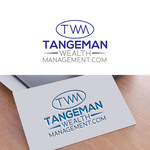 Tangemanwealthmanagement.com Logo - Entry #119