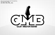 Clay Melton Band Logo - Entry #87