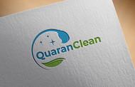 QuaranClean Logo - Entry #13