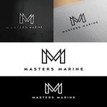 Masters Marine Logo - Entry #257