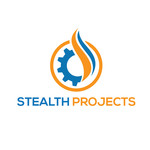 Stealth Projects Logo - Entry #296