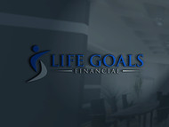 Life Goals Financial Logo - Entry #102