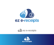 ez e-receipts Logo - Entry #20
