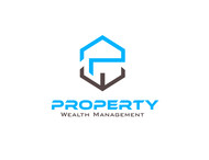 Property Wealth Management Logo - Entry #112