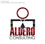 Aldero Consulting Logo - Entry #91
