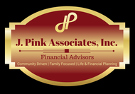 J. Pink Associates, Inc., Financial Advisors Logo - Entry #475