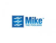 Mike the Poolman  Logo - Entry #77