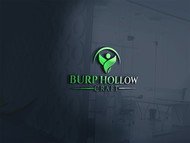 Burp Hollow Craft  Logo - Entry #14