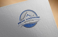 Peak Vantage Wealth Logo - Entry #143