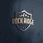 Rock Ridge Wealth Logo - Entry #40