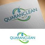 QuaranClean Logo - Entry #154