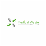 Medical Waste Services Logo - Entry #235