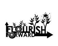 Flourish Forward Logo - Entry #36