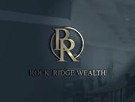 Rock Ridge Wealth Logo - Entry #393