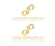 J. Pink Associates, Inc., Financial Advisors Logo - Entry #389