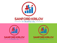 Sanford Krilov Financial       (Sanford is my 1st name & Krilov is my last name) Logo - Entry #645