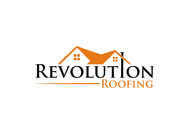 Revolution Roofing Logo - Entry #23