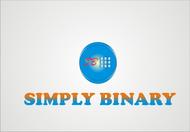 Simply Binary Logo - Entry #84