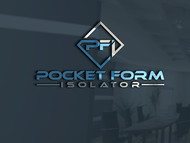 Pocket Form Isolator Logo - Entry #23
