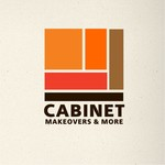 Cabinet Makeovers & More Logo - Entry #229