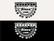 Carter's Commercial Property Services, Inc. Logo - Entry #311
