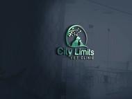 City Limits Vet Clinic Logo - Entry #211
