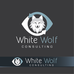 White Wolf Consulting (optional LLC) Logo - Entry #83