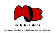 MJB BUILDERS Logo - Entry #30