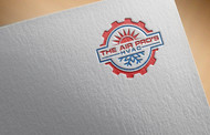 The Air Pro's  Logo - Entry #264