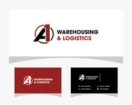 A1 Warehousing & Logistics Logo - Entry #218