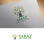 Sabaz Family Chiropractic or Sabaz Chiropractic Logo - Entry #253