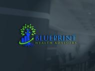 Blueprint Wealth Advisors Logo - Entry #22