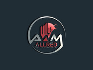 ALLRED WEALTH MANAGEMENT Logo - Entry #613