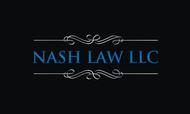 Nash Law LLC Logo - Entry #87