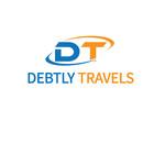 Debtly Travels  Logo - Entry #174